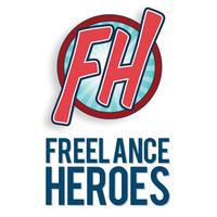 logo - freelance heroes